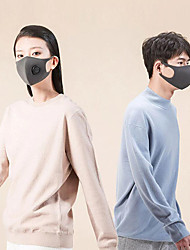 cheap -Xiaomi Smart Mi PM2.5 Haze Mask Purely Anti-haze Face Mask Ear Hanging 3D Design Light Breathing Fashion Mask