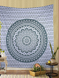 cheap -Mandala Tapestry Hippie Bohemian Flower Psychedelic Indian Dorm Decor for Living Room Bedroom