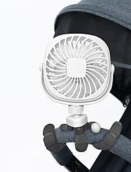 cheap -Versatile Fan Personal Desk Fan with Flexible Tripod Ultra Quiet 360 Adjustable USB Fan for Baby Stroller/Car Seat/Treadmill/Wheelchair/Camping