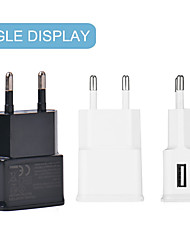 cheap -Fast Charging Universal Single USB port phone Charger 7100 Travel Charger Adapter Portable EU Plug For cellphones