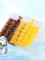 cheap -Disposable Ice-making Bags Ice Cube Tray Mold Ice Mould Ice Tray Summer DIY Drinking Tool Kitchen Gadgets