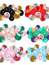 cheap -Party Balloons 16 pcs Creative Garland Party Supplies Latex Balloons Birthday Wedding Decoration 12inch for Party Favors Supplies or Home Decoration / Kids