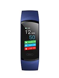 cheap -Smart Bracelet Blood Pressure Heart Rate Monitor Sleep Health Fitness Tracker Women Sport Smart Watch Android Ios 2020 K1