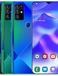 """cheap -Eρσch A91S 6.5 inch """" 4G Smartphone ( 2GB + 16GB 14 mp MT6582+MT6290 4800 mAh mAh )"""