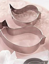 cheap -Wedding / Gift Stainless Steel Kitchen Tools Creative / Wedding - 2 pcs