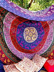 billige -indisk bohemsk mandala tapestry vægge hængende sandstrand kaste tæppe camping telt rejse yoga madras mandala tapestry