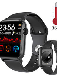 cheap -QS19 Smartwatch Waterproof Blood Pressure Heart Rate Monitor Smart Watch Sport Fitness Trakcer watches Men Women For Android IOS