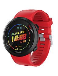 cheap -Watch Band for Garmin forerunner 45 forerunner 45S Garmin Sport Band Silicone Wrist Strap Original 2020 New Silicone Replacement Wristband Smart Watch Band Strap For Garmin- Forerunner 45 45s