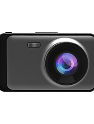 cheap -X31 Car Vehicle Multifunctional Supplies Classic Display 140 Degree Lens 1080p Full HD Car Dashcam with Rearview Camera