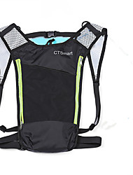 cheap -5 L Cycling Backpack Multifunctional Reflective Waterproof Bike Bag Terylene Bicycle Bag Cycle Bag Outdoor Exercise Multisport