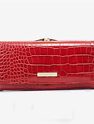 cheap -Women's Pattern / Print PU Leather Wallet 2020 Black / Blue / Red