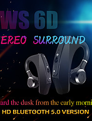 cheap -PT520 TWS Earbuds True Wireless Bluetooth5.0 Stereo HIFI IPX5 and Voice Control  for phone