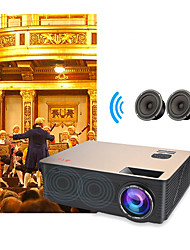 cheap -LITBest M5 LED Projector 3000 lm Android Support