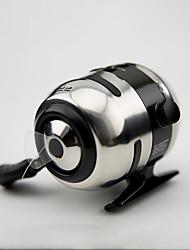cheap -Fishing Reel Spincast Reel 2.8:1 Gear Ratio+0 Ball Bearings Hand Orientation Exchangable Sea Fishing / Freshwater Fishing / Trolling & Boat Fishing