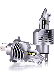cheap -OTOLAMPARA 2pcs H4 Motorcycle Light Bulbs 35 W CSP1919 6000 lm 2 LED Headlamps For Harley / YAMAHA / KTM All Models 2018 / 2016 / 2017