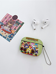 cheap -For Apple Airpods pro Charging Headphones animal Luxury Marble Cases for Airpods 3 Wireless Earphone Protective Cover Case