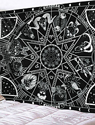 cheap -Home Living Tapestry Wall Hanging Tapestries Wall Blanket Wall Art Wall Decor Skull Tapestry Wall Decor