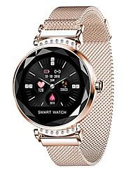 cheap -H2 New Luxury Smart Fitness Bracelet Women Blood Pressure Heart Rate Monitoring Wristband Lady Watch Gift For Friendbox