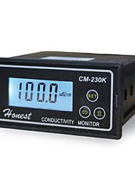 cheap -Conductivity Monitor Conductivity Tester Conductivity Meter CM-230K with Alarm
