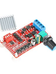 cheap -Dc Motor Forward and Reverse Steering Controller Speed Regulating Drive Plate