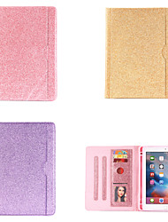 cheap -Case For Apple iPad Mini 3 2 1  iPad Mini 4  iPad Mini 5 360 Rotation  Shockproof  Magnetic Full Body Cases Solid Colored PU Leather  TPU