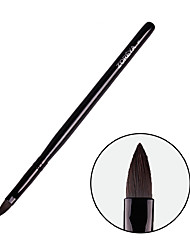 cheap -Professional Makeup Brushes 1 Piece Soft Wood for Lip Brush