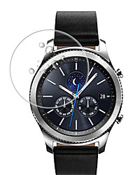 cheap -5pcs Tempered Glass on for Samsung Gear S2 Protective Glass Smartwatch Screen Protector Film Bubble Free 2.5D 9H