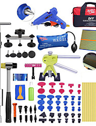 cheap -PDR Car Dent Repair Tool Kit Hand Tool Car Kit Paintless Dent Repair Tool Hail Damage Car Body for Any Car Body Dent Repair