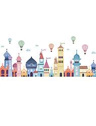 billige -vægklistermærker dekorative vægklistermærker, pvc boligdekoration vægoverføringsbillede vægdekoration / aftagelig