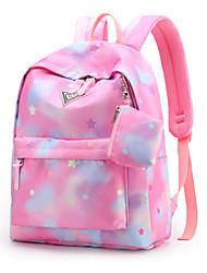 cheap -Unisex Bags Oxford Cloth Kids' Bag Zipper for Daily / Outdoor Blushing Pink / Sky Blue / Dark Blue / Fall & Winter