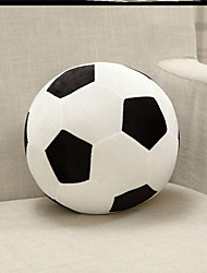 cheap -Balls Toy Football Stuffed Animal Cushion Pillow Plush Toys Plush Dolls Stuffed Animal Plush Toy Football Fun Large Size Sponge 20cm Imaginative Play, Stocking, Great Birthday Gifts Party Favor
