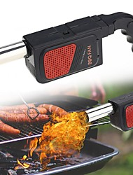 cheap -Portable Fan Air Blowers Handheld Electric BBQ Blower for Outdoor Camping Picnic Barbecue Cooking Powerful Power Tool