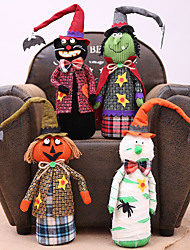 cheap -Halloween Party Toys Pendant Halloween Plush Doll Cat Pumpkin Witch Mummy Masquerade Fabrics Kid's Adults Trick or Treat Halloween Party Favors Supplies