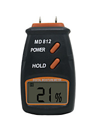 cheap -Wood Moisture MeterDigital LCD Display Portable Humidity Meter Moisture TesterWood Water Moisture TesterRange 5%40%Accuracy 1%
