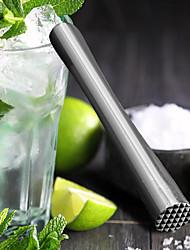 cheap -Cocktail Muddler Stainless Steel Wine Mixing Mixer Stick Cocktail Muddler Shaker