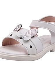halpa -Tyttöjen Comfort PU Sandaalit Pikkulapset (4-7 vuotta) Purppura / Pinkki / Beesi Kesä