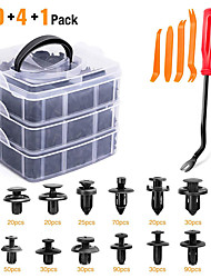 cheap -Cross Border 3-Layer 620pcs Boxed Buckle 16 Kinds 4-Layer 24 Kinds Of Automobile Repair Kit