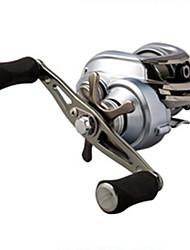 cheap -Fishing Reel Baitcasting Reel 6.3:1 Gear Ratio+18 Ball Bearings Right-handed / Left-handed Sea Fishing / Freshwater Fishing / Trolling & Boat Fishing