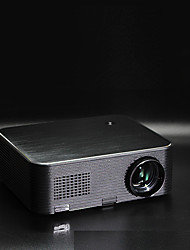 cheap -LITBest X1602 LED Projector 2000 lm 1080P HD Video Projector Remote Electronic Keystone Correction Support 4K Movie HDMI/USB for iPhone Fire Stick PC Xbox Home Theater Business Prese