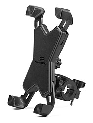 cheap -Bike Phone Mount 360°Rolling / Rotatable Adjustable / Retractable Anti-Shake / Damping for Road Bike Mountain Bike MTB Folding Bike Plastic Cycling Bicycle Black