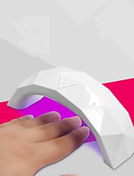 cheap -Nail Dryer/UV LED Nail Lamp 9W Professional Nail Dryer/Nail Polish UV Light Automatic Sensor with 3 pcs LEDs for Fast Drying Fingernails Fast Shipping