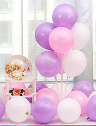 cheap -Party Balloons 100 pcs Macaron Party Supplies Latex Balloons Boys and Girls Party Wedding Birthday 10inch for Party Favors Supplies or Home Decoration