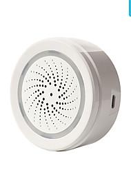 cheap -3 In 1 Wifi Siren Alarm Linkage With Temperature Humidity Sensor Tuya Smart Life Alexa Google Home IFTT