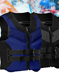 cheap -Life Jacket Fast Dry Wearable Swimming Nylon Neoprene EPE Foam Swimming Water Sports Sailing Life Jacket for Adults