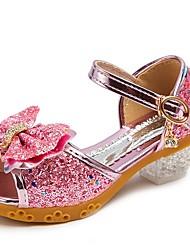 povoljno -Dječaci Udobne cipele PU Sandale Mala djeca (4-7s) purpurna boja / Fuksija / Plava Ljeto