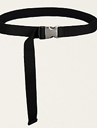 cheap -Unisex Work Waist Belt - Solid Colored