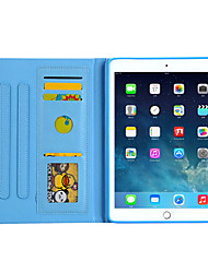 cheap -Case For Apple iPad 10.2''(2019)  iPad Pro 10.5  Ipad air3 10.5' 2019 360 Rotation  Shockproof  Magnetic Full Body Cases Word  Phrase Butterfly  Panda PU Leather  TPU