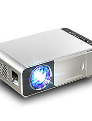cheap -UNIC T6 Projector 3500 Lumens HD Portable LED 1280*720 Native Resolution Support 1080P Full HD Video Projector USB VGA HDMI Beamer Proyector for Home Cinema Theater