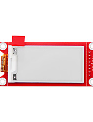 cheap -Keyes 2.13inch Resolution of 250*122 Electronic Ink Display(Red and Eco-friendly)