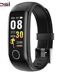 cheap -Imosi T10 Smart Band Body Temperature Watch Fitness Tracker Bracelet IP67 Waterproof For Sport Pedometer Fitness Bracelet Blood Pressure